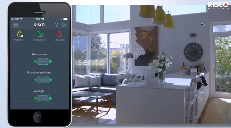 SMART HOME RISCO